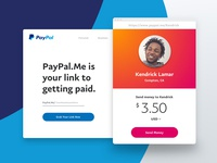 Product Card 1 - PayPal.Me