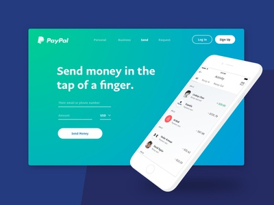 Product Card 2 - Send Money