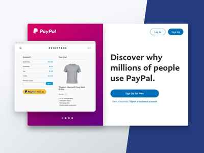 Product Card 3 - Discover PayPal