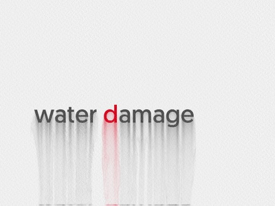 Water damage water rebelle beta geomanist