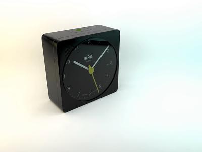 An alarming development bnc002bkbk cheetah3d idraw 3d render modeling clock alarm clock bnc002