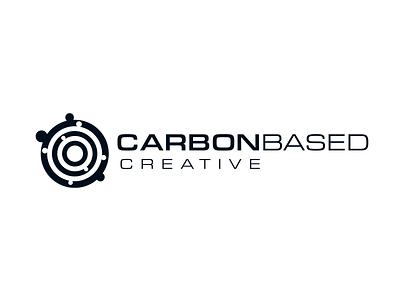 CarbonBased Creative Rebrand clean design illustrator creative carbon rebrand vector colorado logo