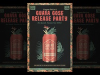 Guava Gose Release Party