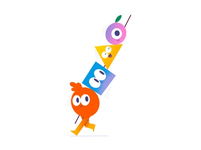 Kuler Kebab ipad characters kebab procreate thecamiloes character illustration