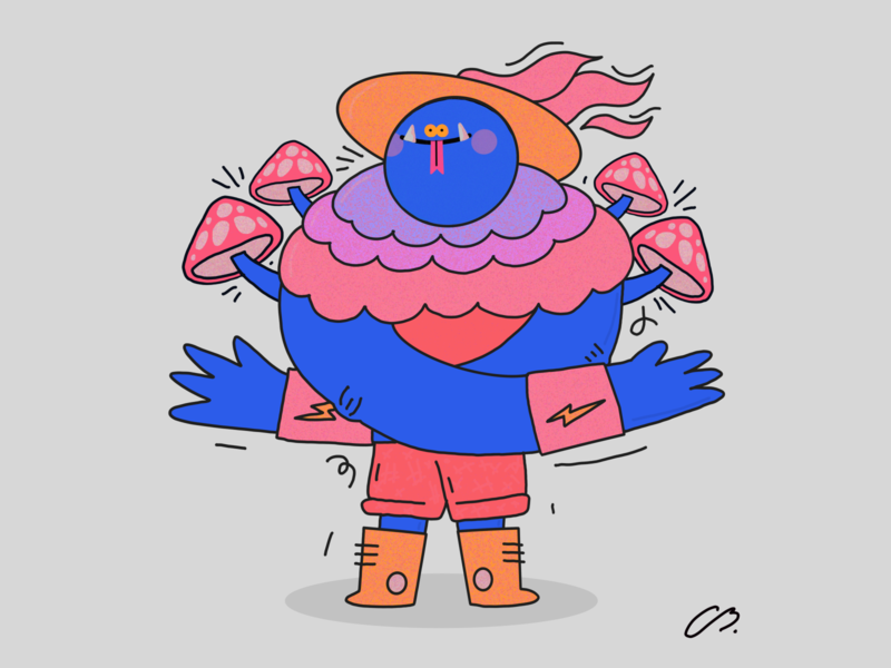 Illustradores Unidos unidos illustradores color character design colors music procreate thecamiloes design character illustration