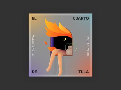 El Cuarto De Tula music colors design thecamiloes illustration