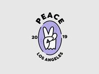Peace Badge