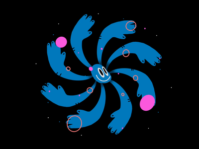 infinite animation infinite procreate illustration
