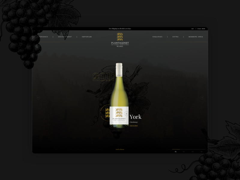 Plantagenet Website