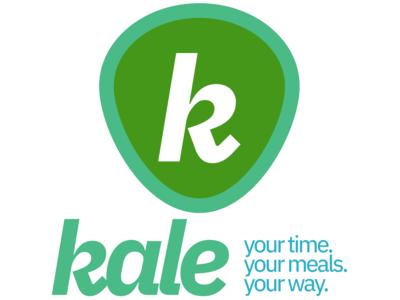 Kale UX Design Project - App Branding