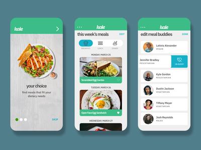 Kale App Concept