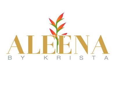 Aleena by Krista Branding - Final Design