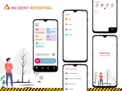 Incident Reporting App
