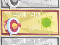 Atom + Raygun