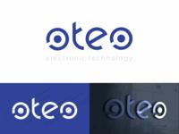 Oteo | Electronic Technology - Logo Design