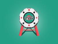 Poker Game App Logo