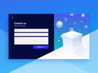 Contact Us - Daily UI 028