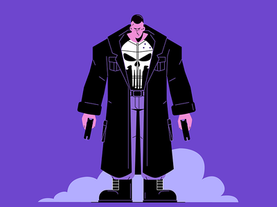 The Punisher D vector