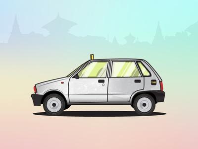 Nepali Taxi