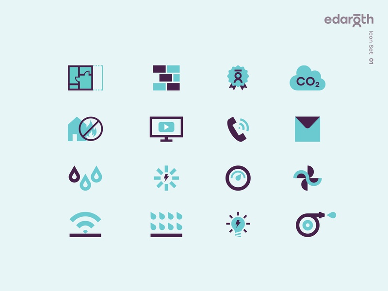 EDAROTH Icon Set 01