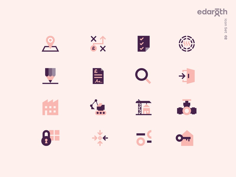 EDAROTH Icon Set 02