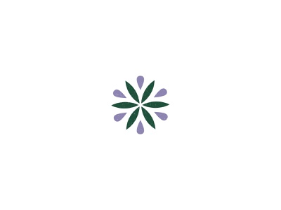 Flower health flower symbol flower logo identity designer icon design adobe illustrator design inspiration vector symbol logo graphic design branding design