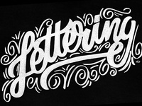 Lettering workshop by maia