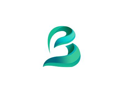 B letter b alphabet illustration