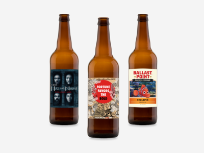 Creative Beer Labels