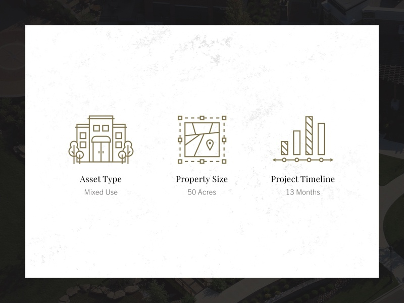 Dillin | Icons iconset vector branding development construction graph timeline property building icon set icons illustration