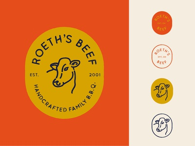 Roeth's Beef | Badge Variations