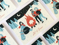 Warm Wishes | Jetpack Christmas Card
