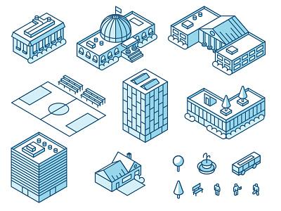 MediaAMP III ux ui web vancouver illustration for hire