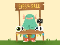 Eyes for sale