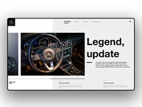 Mercedes UI