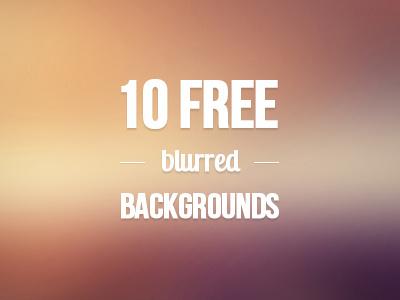 10 free blurred backgrounds free blurred backrounds freebie resource