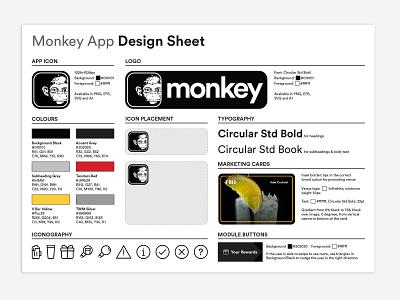 App Design Sheet identity brand guidelines app branding app design app iconset icons guidelines design sheet branding