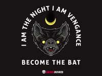 become the bat