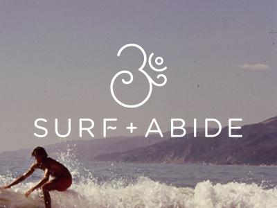 Surf + Abide Logo 2