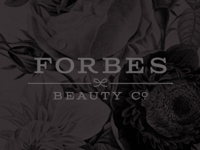 Forbes Beauty Logo