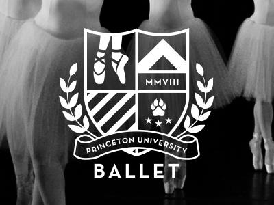 Princeton University Ballet Logo