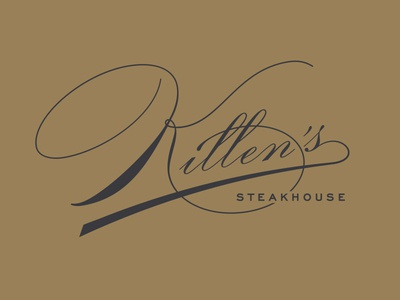 Killens Steakhouse Logo Option