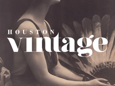 Houston vintage 3