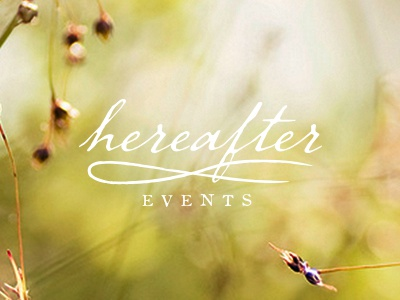 Hereafter events logo