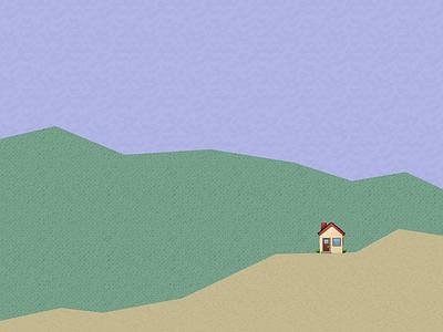 Emoji IV mountain house emoji