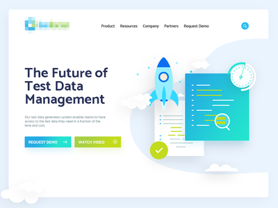 Test Data Management Design Concept