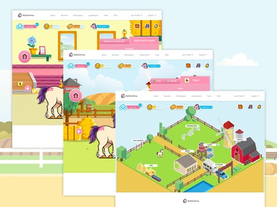 MEP Web Mobile Game