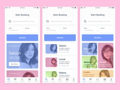 Booking App Dashboard