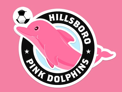 Pinkdolphins