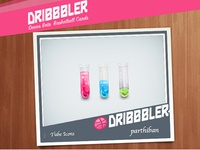 Dribbbler Cards